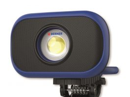 Berner Pocket Flood Light